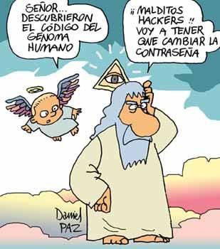 DIOS USA OPEN SOURCE GENOMA :: NETOCRACIA.NET