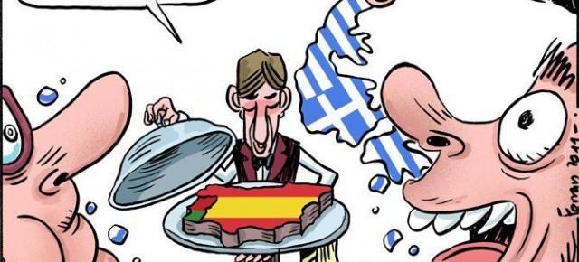 Las 10 diferencias de actitud entre Grecia y España por parte de los que no son políticos